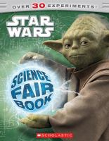 Cover image for Star Wars science fair book