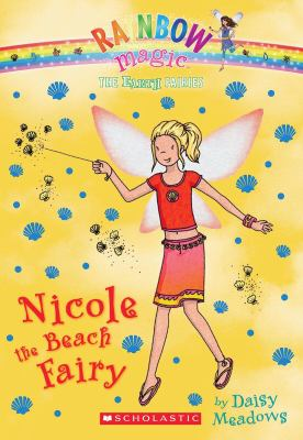 Cover image for Nicole the beach fairy