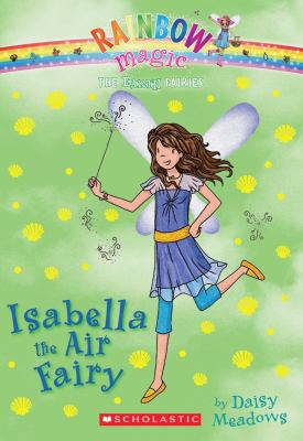 Cover image for Isabella the air fairy