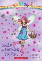 Cover image for Edie the garden fairy