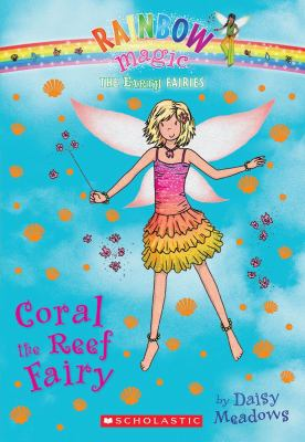 Cover image for Coral the reef fairy