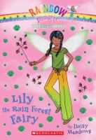 Cover image for Lily the rain forest fairy