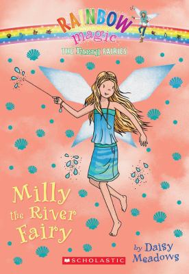 Cover image for Milly the river fairy