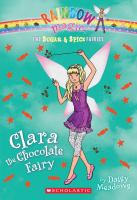 Cover image for Clara the chocolate fairy