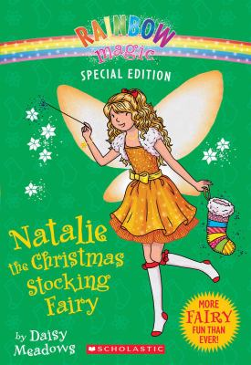 Cover image for Natalie the Christmas stocking fairy