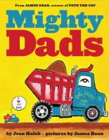 Cover image for Mighty dads