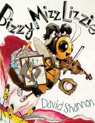Cover image for Bizzy Mizz Lizzie