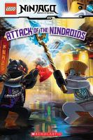 Cover image for Attack of the nindroids
