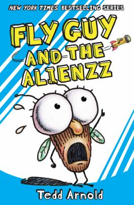 Cover image for Fly Guy and the alienzz