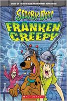 Cover image for Scooby-Doo: Franken creepy