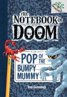 Cover image for Pop of the bumpy mummy