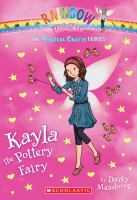Cover image for Kayla the pottery fairy