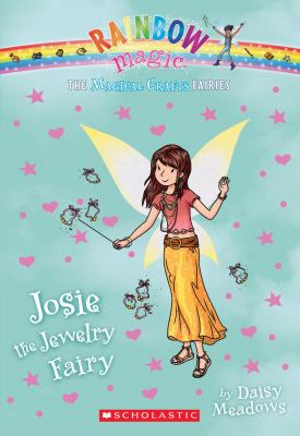 Cover image for Josie the jewelry fairy