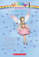 Cover image for Roxie the baking fairy