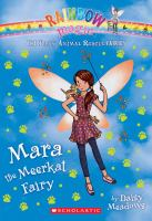 Cover image for Mara the meerkat fairy