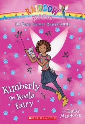 Cover image for Kimberly the koala fairy