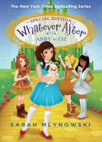 Cover image for Abby in Oz