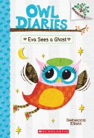 Cover image for Eva sees a ghost