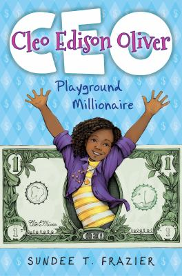 Cover image for Cleo Edison Oliver, playground millionaire