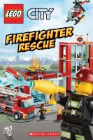 Cover image for Firefighter rescue