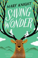 Cover image for Saving Wonder