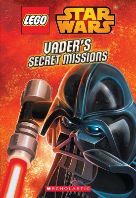 Cover image for Vader's secret missions