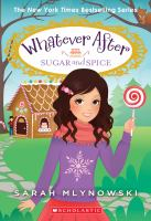 Cover image for Sugar and spice