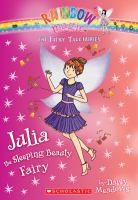 Cover image for Julia the Sleeping beauty fairy