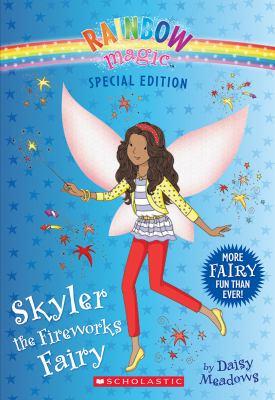 Cover image for Skyler the fireworks fairy