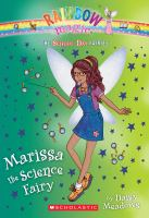 Cover image for Marissa the science fairy