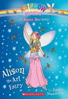 Cover image for Alison the art fairy