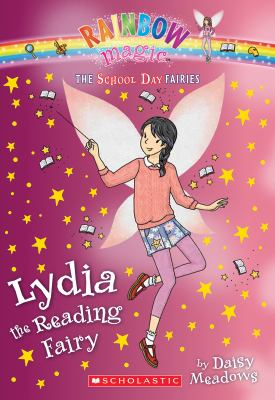 Cover image for Lydia the reading fairy
