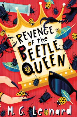 Cover image for Revenge of the beetle queen