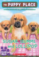 Cover image for Sugar, Gummi, and Lollipop