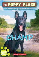 Cover image for Champ