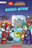 Cover image for Carnival capers!