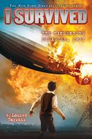 Cover image for The Hindenburg disaster, 1937
