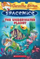 Cover image for The underwater planet