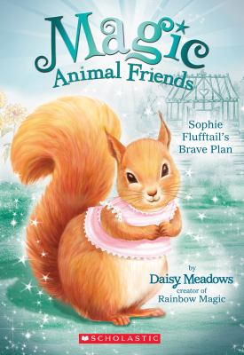 Cover image for Sophie Flufftail's brave plan