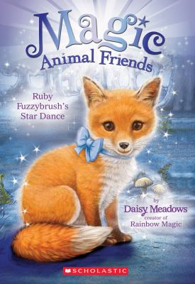 Cover image for Ruby Fuzzybrush's star dance