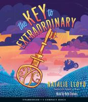 Cover image for The key to extraordinary