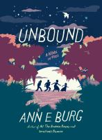 Cover image for Unbound : a novel in verse