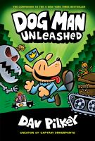 Cover image for Dog Man unleashed