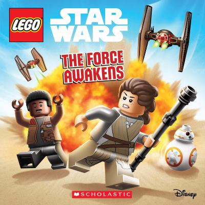Cover image for The force awakens