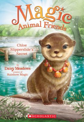 Cover image for Chloe Slipperside's secret