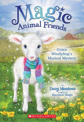 Cover image for Grace Woollyhop's musical mystery