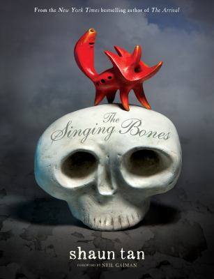 Cover image for The singing bones : inspired by Grimms' fairy tales