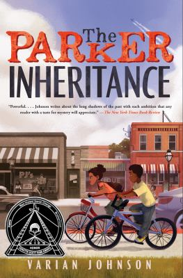 Cover image for The Parker inheritance