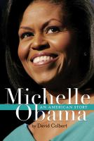 Cover image for Michelle Obama : an American story