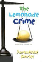 Cover image for The lemonade crime